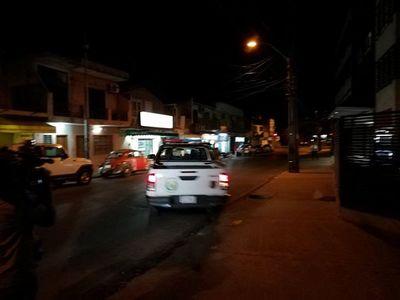 Patrullera queda sin combustible y policías piden salida de Villamayor