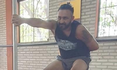 """Churero: """"A mi me cuesta el caño, 39 años y 90 kilos imaginense"""""""