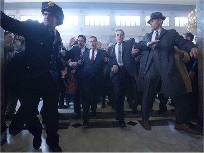 """The Irishman, el """"experimento"""" de Scorsese que solo respaldó Netflix"""