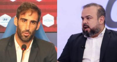 HOY / Jugadores de Cerro piden la salida de Nanni y Martínez