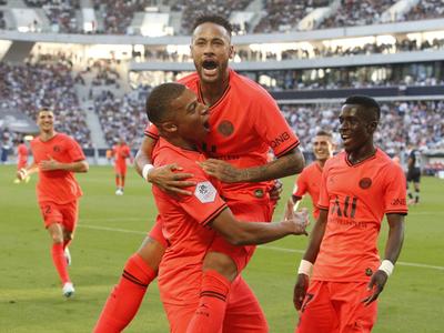 PSG se apoya en Neymar para volver al triunfo