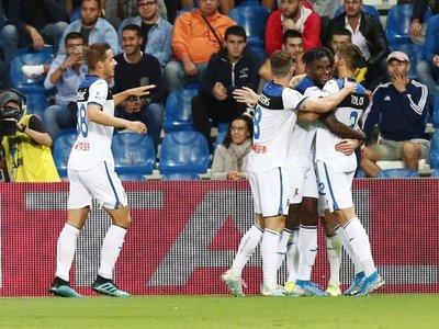 Gómez y Duván lideran la goleada del Atalanta y afianzan su tercera plaza