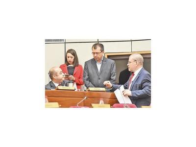 En Senado apuran proyecto contra tráfico de influencias