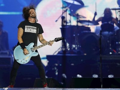 Foo Fighters y Whitesnake muestran la vigencia de su rock