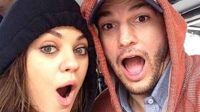 Ashton Kutcher y Mila Kunis fueron a Disneyland luego de las reveladoras confesiones de Demi Moore
