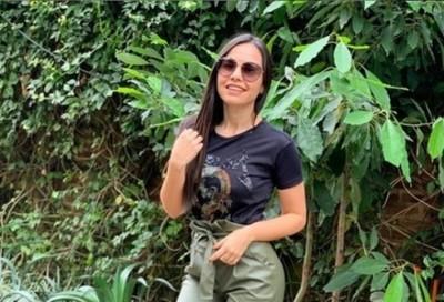 Melissa Quiñónez, Sexy En Redes