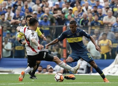 El superclásico River-Boca se reedita en semis de la Libertadores