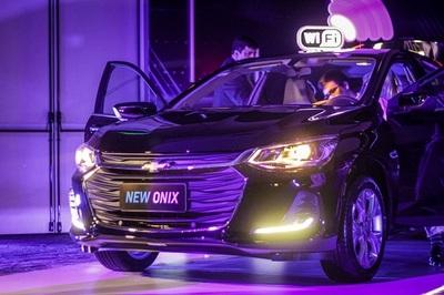 Presentan nuevo modelo de sedan con WiFi incluido