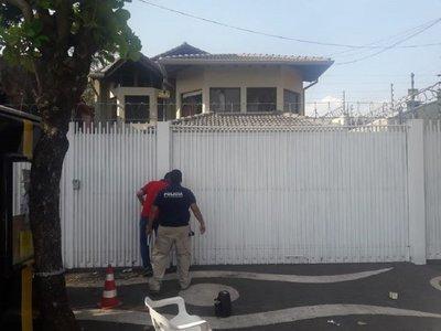 Allanaron vivienda de hombre baleado en Villa Aurelia