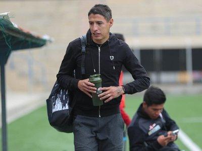 Estudio y fútbol,Nelson Cabrera demuestra que sí se puede