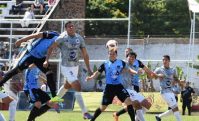 HOY / Fin de semana a puro fútbol en la Intermedia