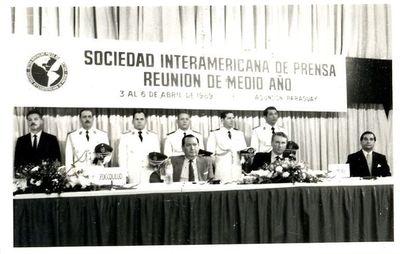 SIP renueva compromiso con libertad de prensa