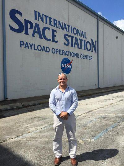 Hernando, el paraguayo que podría ir a la Luna