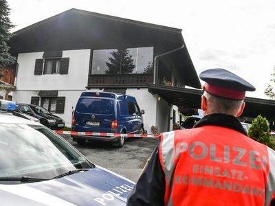 Joven asesinó a tiros a su ex novia y toda su familia en Austria
