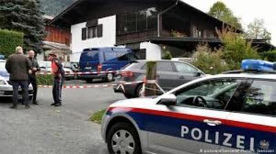 Austria: un joven asesinó a su ex novia, a su nueva pareja y a toda su familia