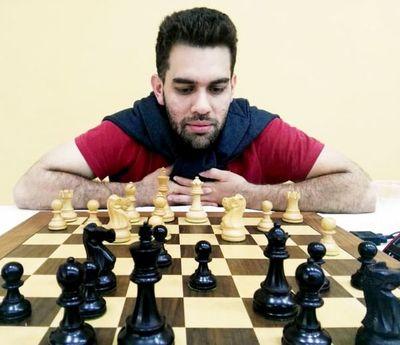 Fernando Díaz, en el tope del  torneo de campeones