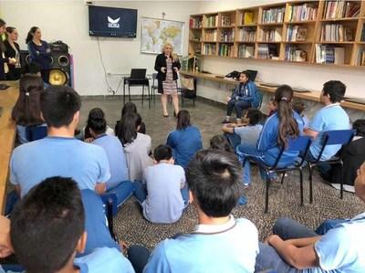 """Adolescentes participan de """"Aprendiendo nuestros derechos"""""""