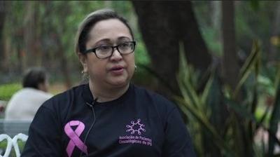 """HOY / """"El cáncer no es un juego, es la vida y yo no quiero morir"""", afirma paciente oncológica"""