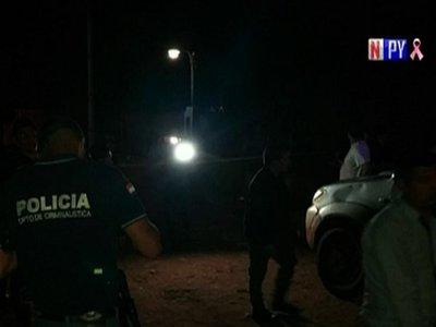 Un hombre es asesinado a balazos en Pedro Juan Caballero