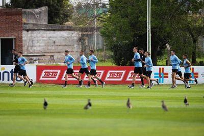 Uruguay pierde a otro delantero