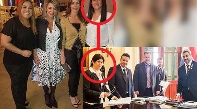 HOY / Amiga de la primera Dama y  Marly, nueva jefa de gabinete  de Abdo es Mónica Seifart
