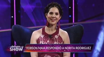 """Norita: """"Soy una de las paraguayas con más títulos"""""""