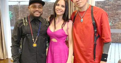 Los Black Eyed Peas, impactados con danza