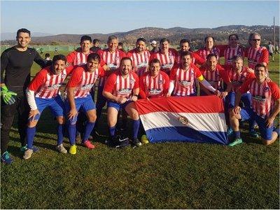 Paraguayos ganan torneo internacional