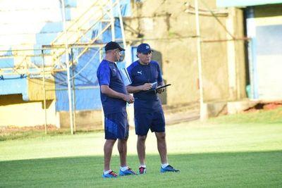Celso Ayala debuta en Luqueño