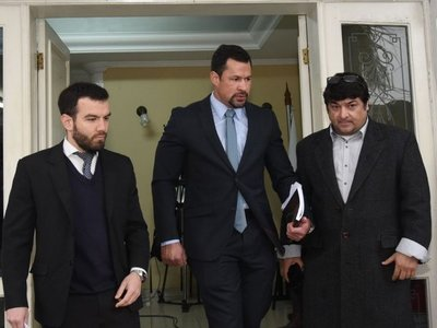 Tribunal ratifica a jueza en causa que involucra a Ulises Quintana