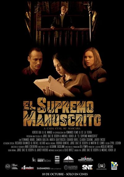 El supremo manuscrito (2D)