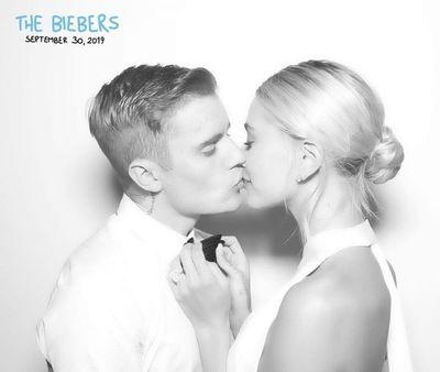 Justin Bieber y Hailey Baldwin se dan el 'Sí, acepto'; así fue su boda