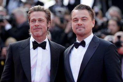 Leo DiCaprio y Brad Pitt protagonizan la foto más hot de cannes