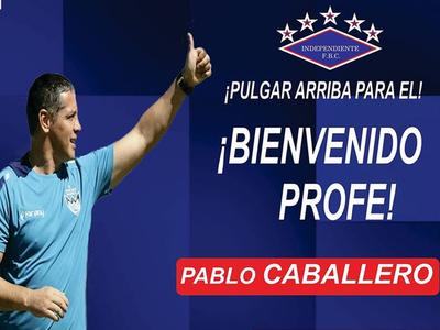 Caballero pasa de Rubio Ñu a Independiente CG