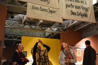 """Visita guiada """"Inventar el Paraguay"""" en torno a la figura de Bartomeu Melià"""