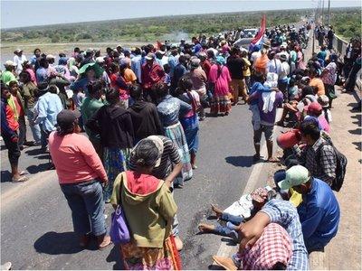Gobierno reconoce crítica al Indi pero culpa a izquierda por manifestación