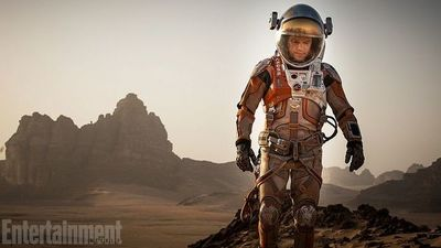 Matt Damon en Marte llega a las salas de cine