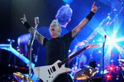 Metallica paraliza Río con un arrollador concierto