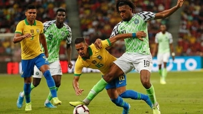 HOY / Sin Neymar y sin brillo, Brasil no pasa de un agrio empate con Nigeria