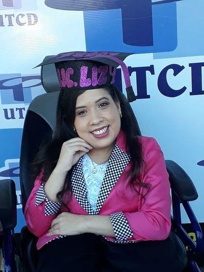 Liz Mercedes Olmedo Torres: Vocación que no sabe de obstáculos