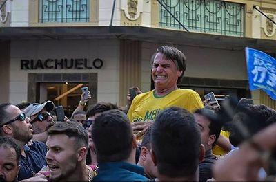 Queda en libertad autor de la puñalada a Bolsonaro