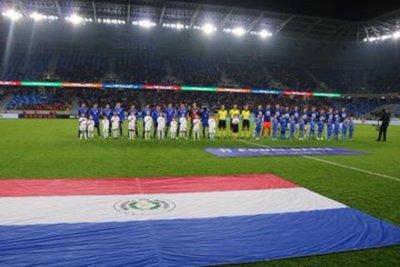 La Albirroja empata en el último juego amistoso internacional