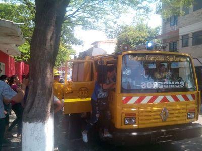 Exitoso Karu Guasu a beneficio de bomberos forestales