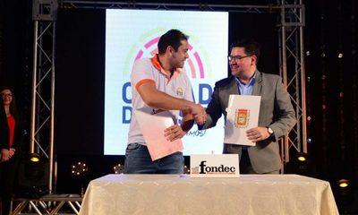 Firman convenio para promover planes, programas y proyectos culturales en CDE