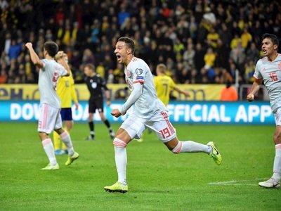 Rodrigo rescata a España y firma el pase a la Eurocopa