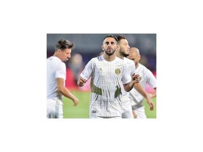 Colombia cayó ante una Argelia superior