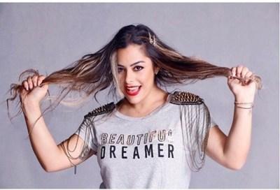 Larissa Riquelme está lista para brillar en el Baila Conmigo Paraguay