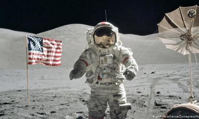 Medio siglo en la Luna