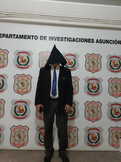 Funcionario de Diputados, detenido por supuesto abuso sexual