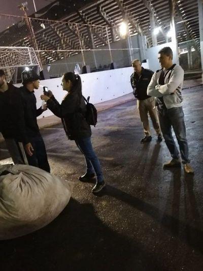 20 olmpistas detenidos por la fiscalia